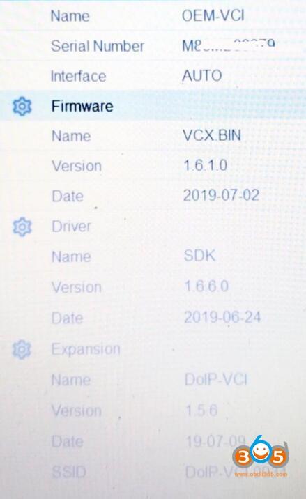 Vxdiag Vcx Se Bmw Diagnostic Tool 8