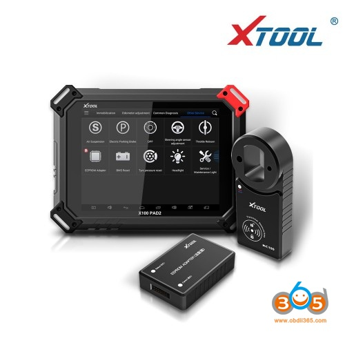 Xtool X100 Pad2 With Kc100 01
