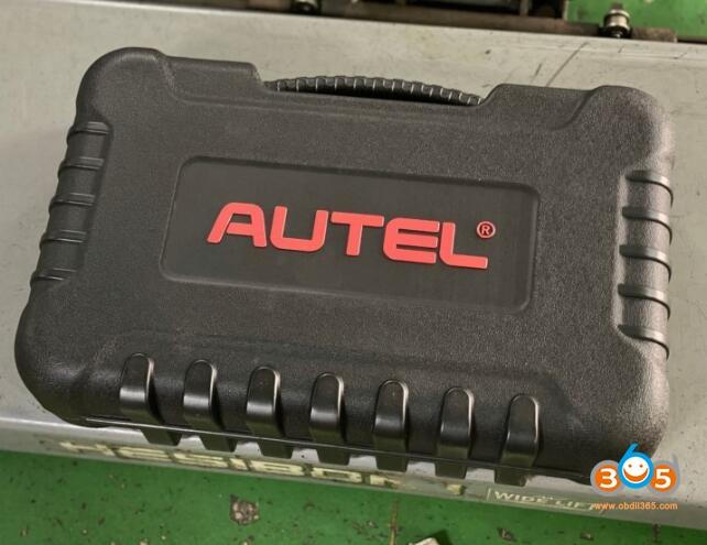 Autel Mk908p 2