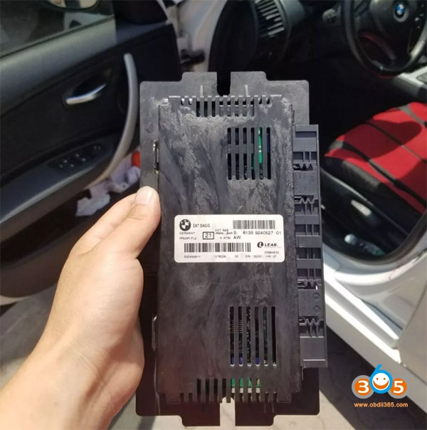 Cg Pro 9s12 Repair Bmw Frm 2
