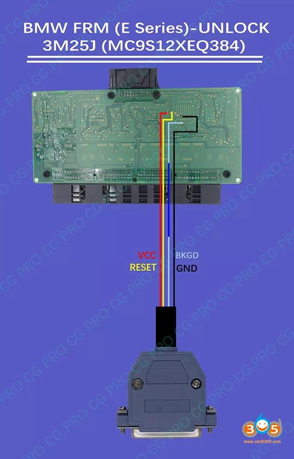 Cg Pro 9s12 Repair Bmw Frm 7