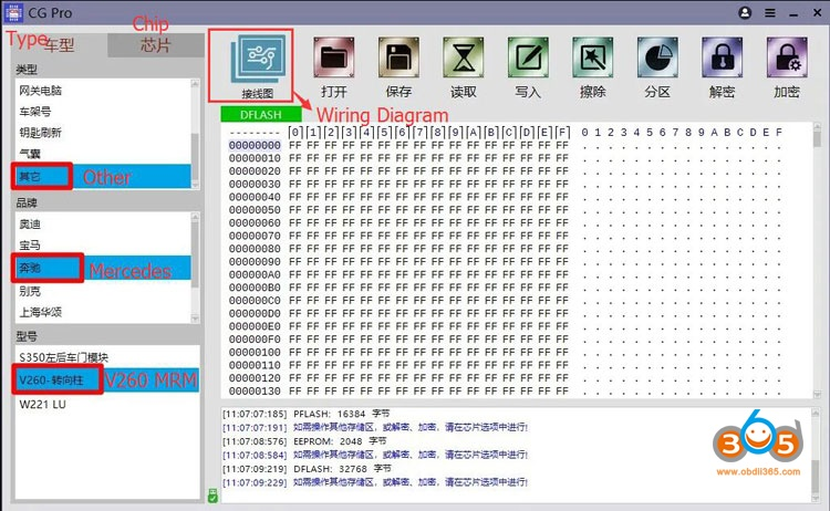 Cgpro V260L W448 Mrm 8