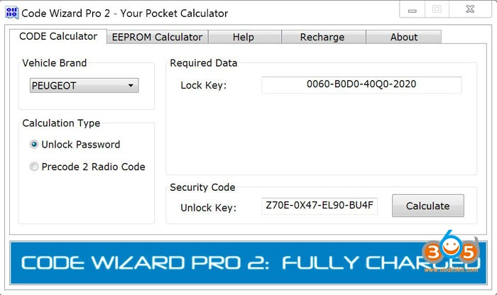 Code Wizard Pro2 All Access Software