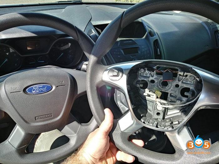 Focus Cruise Control 00
