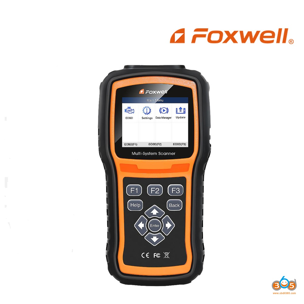 Foxwell Honda