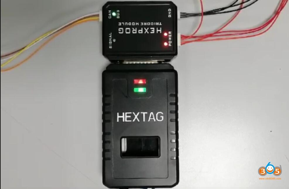 Hextag Clone Bmw Mg1 Ecu 6