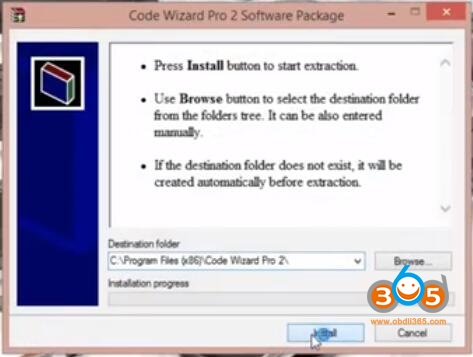 Install Cwp2 Software 1