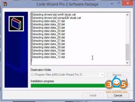 Install Cwp2 Software 2