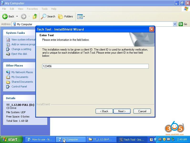 Install Volvo Ptt V112 Software 2