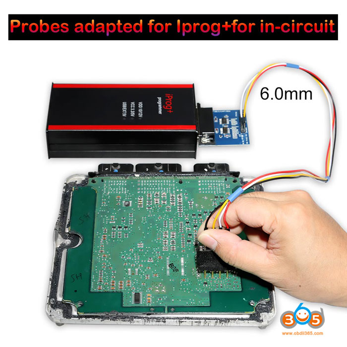 Iprog Probe Adapter 3