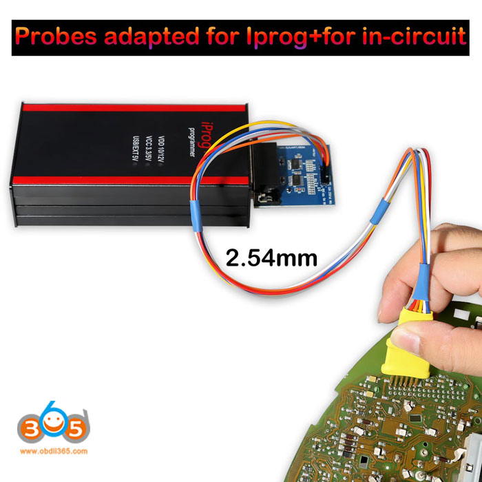 Iprog Probe Adapter 5