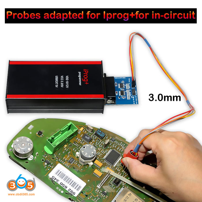 Iprog Probe Adapter 6