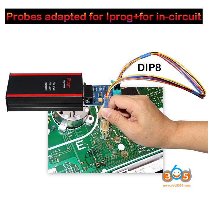 Iprog Probe Adapter 8