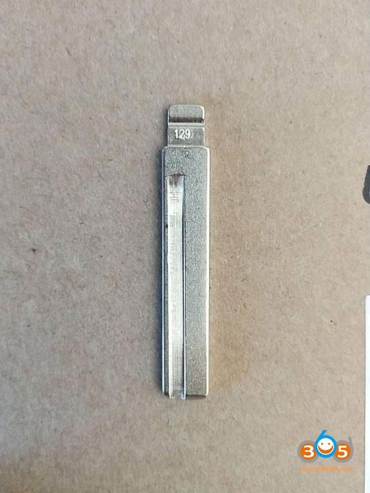 Kia Key 129 2
