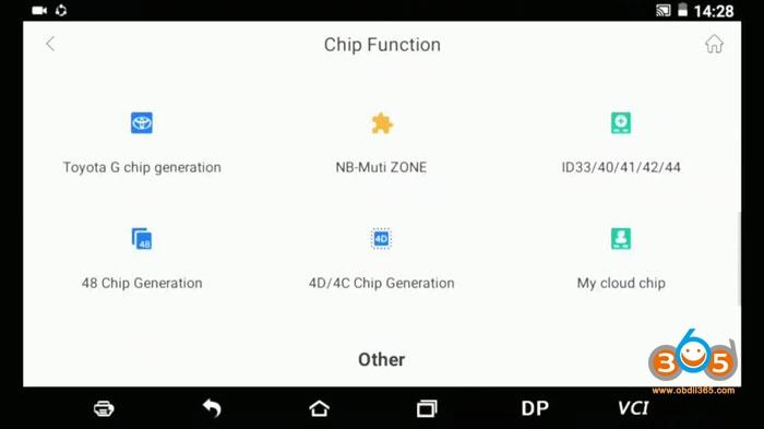 Setup Mobile Kd In Obdstar Pro4 15