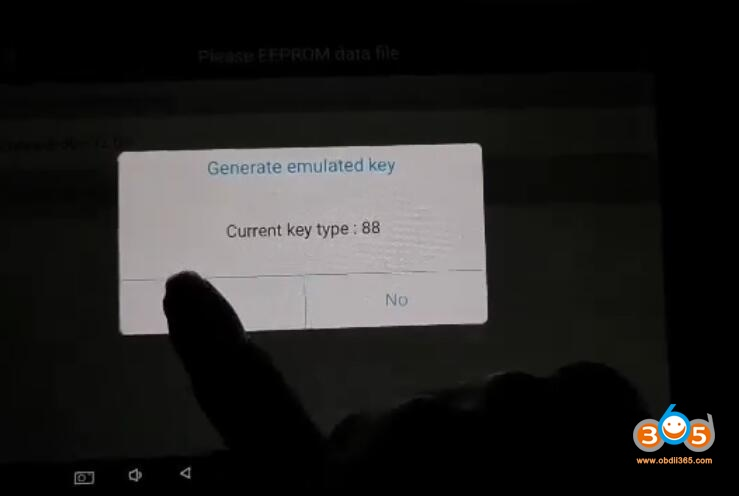 Xtool Toyota All Keys Lost 13