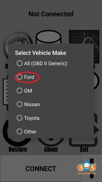 Car Gauge Pro Ford F250 7