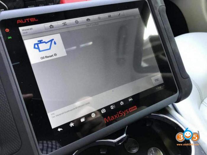 Autel Maxisys Maserati Review 2