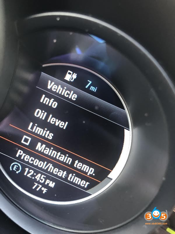 Enable The Cayenne 958 Pre Heating And Cooling For Hybrid Models 04