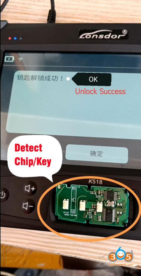 Lonsdor Unlock Toyota 8a 3