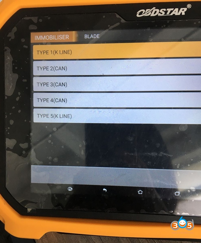 Obdstar X300 Dp Plus Program Citroen C4 Picasso Key 10
