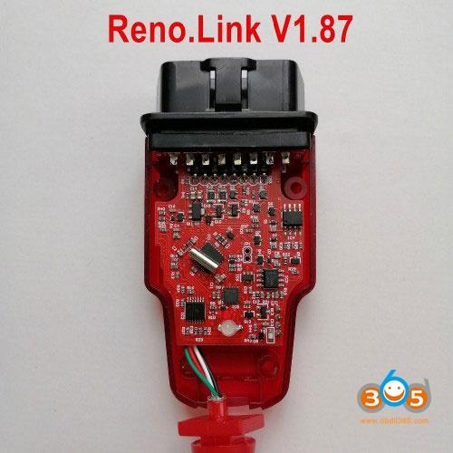 Renault Link V187
