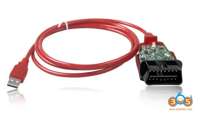 Renolink V152 Red Case Pcb 1