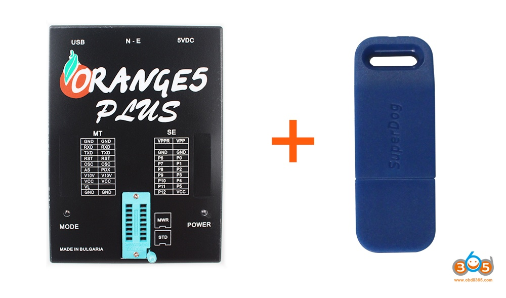 Orange5 Plus V1 35 Programmeur OEM 02