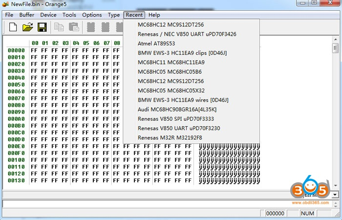 Orange5 Plus V1 35 Programmeur OEM 03