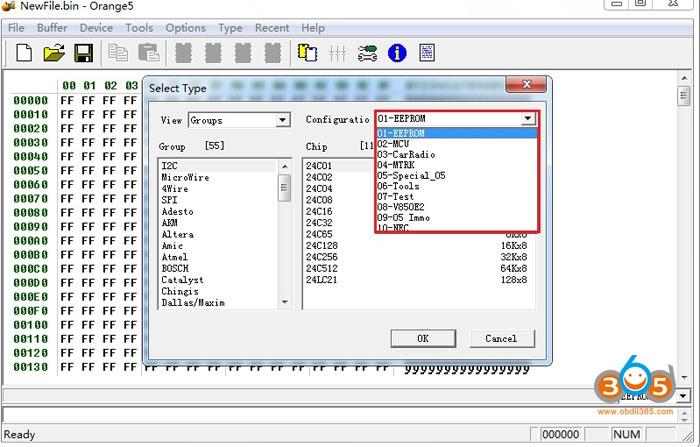 Orange5 Plus V1 35 Programmeur OEM 04