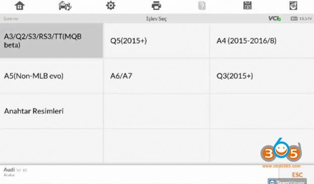 Autel Im608 Mqb All Keys Lost Programming 04