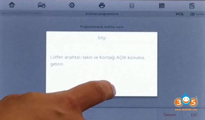 Autel Im608 Mqb All Keys Lost Programming 24