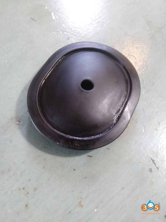 Fix 06 Benz ML350 ABS Issue 03