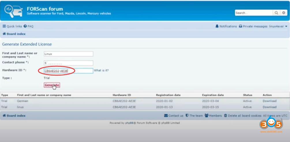 Forscan Esl27 Install 8