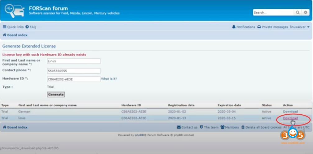 Forscan Esl27 Install 9