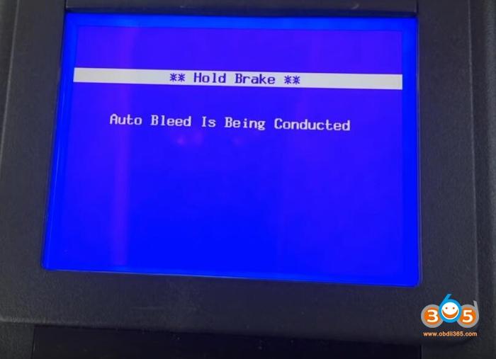 Gm Tech2 2001 Gmc Savana Van Abs Bleeding 06