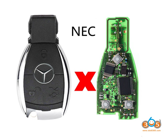 Mb Bga Key Vs Cg Keyless Go Key In Unlocking Method 03