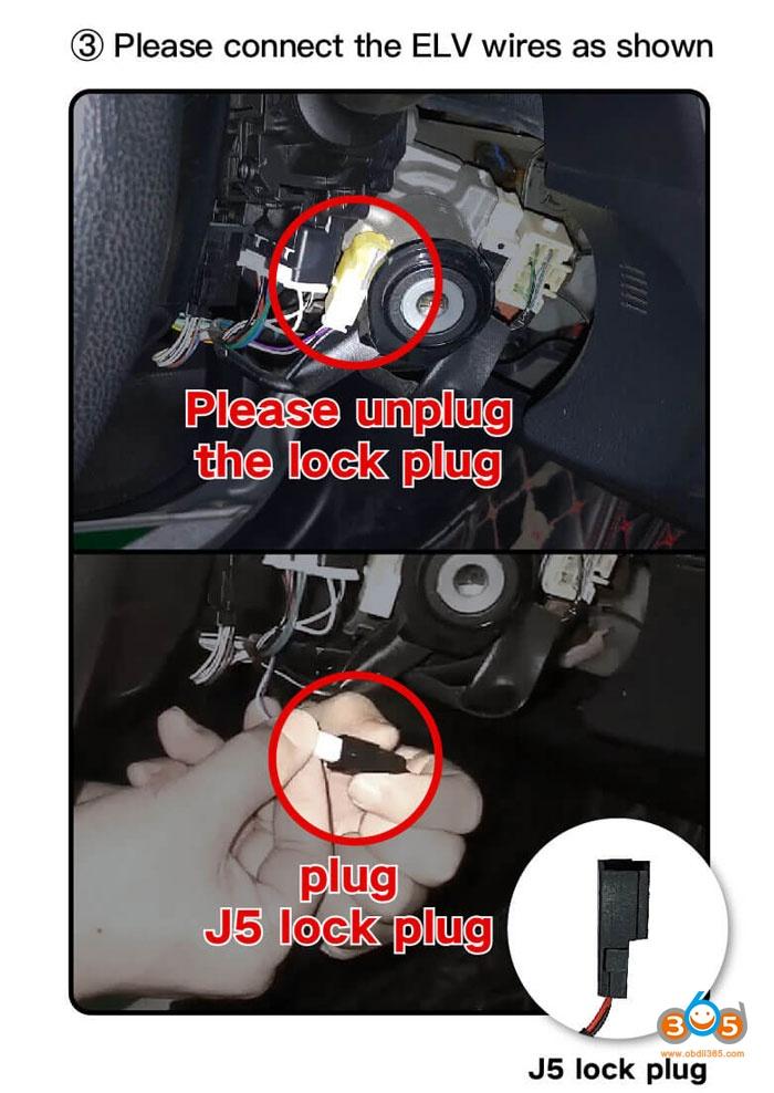 Toyota Highlander 8A All Keys Lost 3