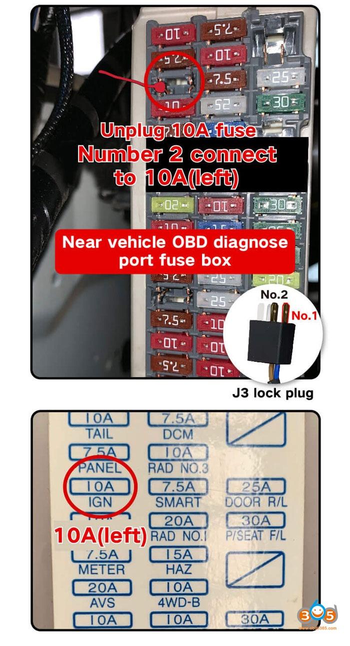 Toyota Prado 1718YEARS 8A All Keys Lost 3
