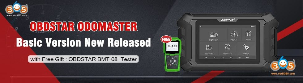 980 280 Pre Order OBDSTAR ODOMASTER 3 Configuration New Released