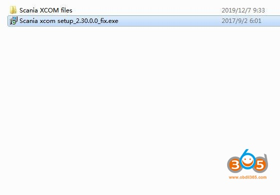 How To Install Scania XCOM V2.30 Software 1