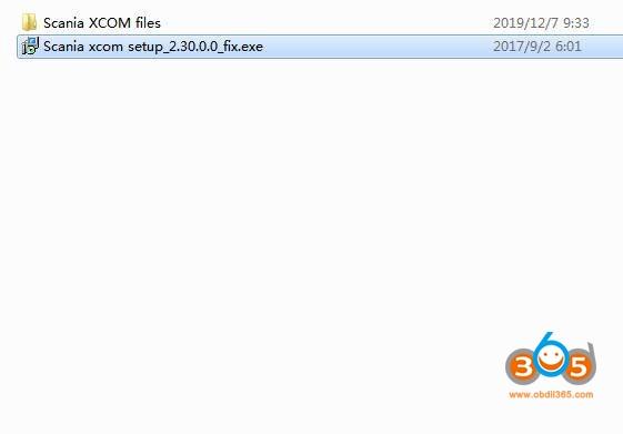How To Install Scania XCOM V2.30 Software 1