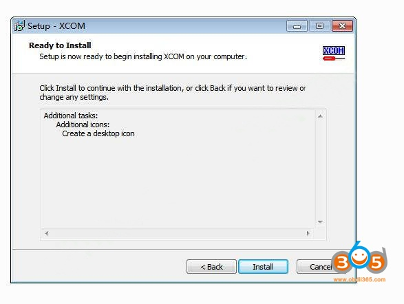 How To Install Scania XCOM V2.30 Software 4