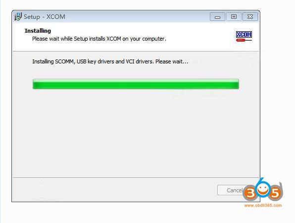 How To Install Scania XCOM V2.30 Software 6