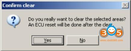 How To Use Scania XCOM ClearReset Memory Areas 2