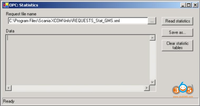 How To Use Scania XCOM ClearReset Memory Areas 5