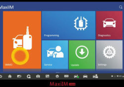 Autel Maxiim J2534 Connection 02