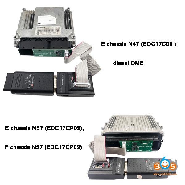 Yanhua Acdp X5 X7 Interface Board