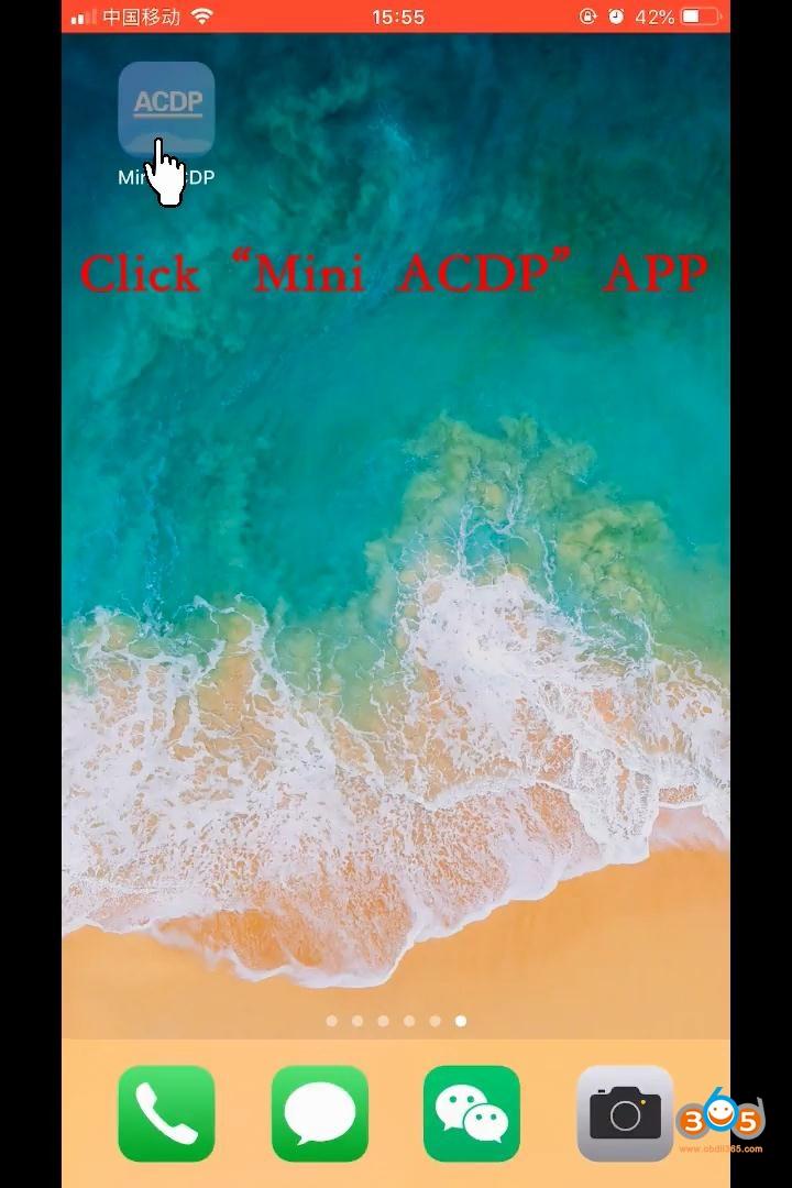 Yanhua Mini Acdp Add 2014 F15 Key 12