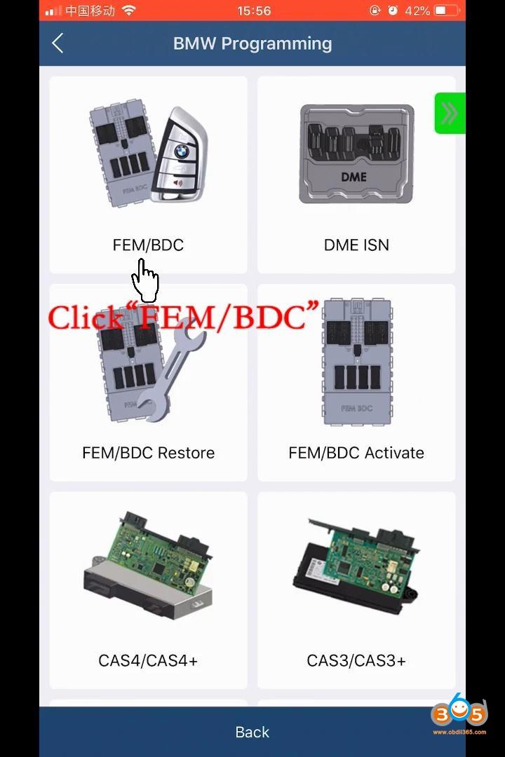 Yanhua Mini Acdp Add 2014 F15 Key 14